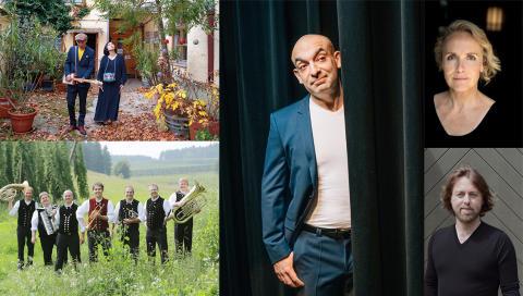 Kulturpreis Bayern 2019- die Preisträger stehen fest. Schauspielerin Juliane Köhler und Kabarettist Django Asül werden ausgezeichnet – Kulturpreis Bayern blickt auf 60-jährige Geschichte zurück