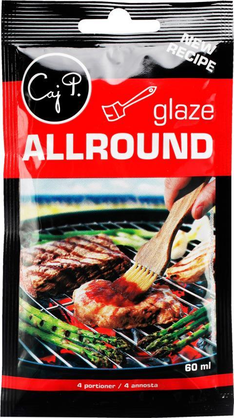 Caj P Glaze Allround
