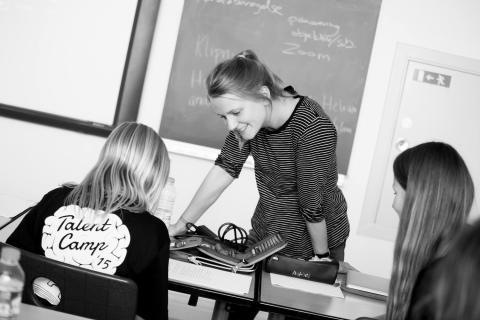 TalentCampDK har indgået samarbejde med Danmarks Privatskoleforening