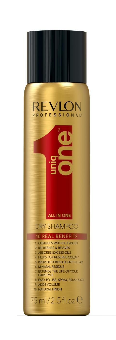 Revlon- Uniq One Dry shampoo 75ml