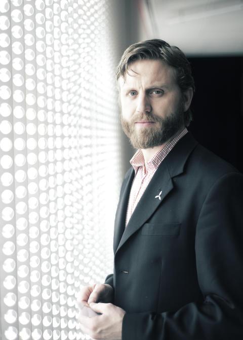 Fredrik Lindahl, ordförande