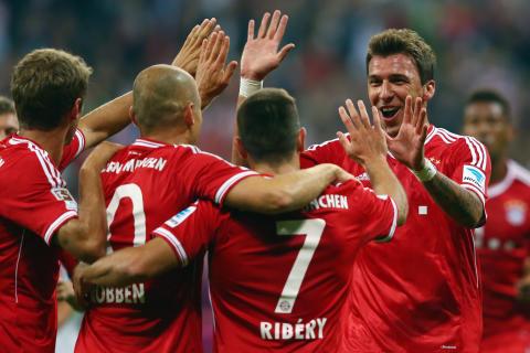 Bundesliga omgång 3: Bayern möter Pelle Nilssons Nürnberg