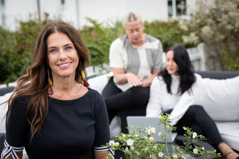Entreprenörkvinnan som har besöksnäringen i sitt DNA