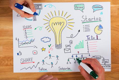 Dataföreningen och FundedByMe inleder samarbete