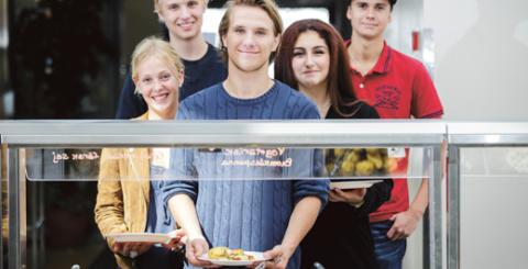 Örebro kommun KRAV-certifierar sina 45 skolkök