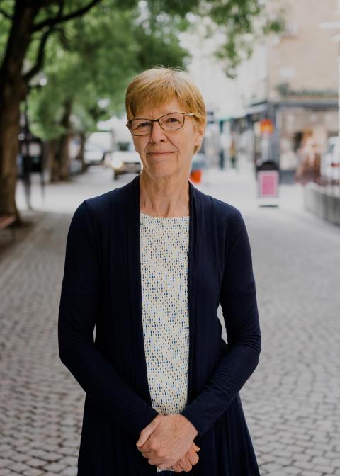 Generaldirektör Sonja Daltung