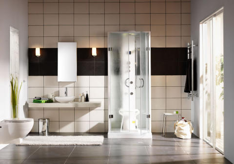 Westerbergs Steamer – mer än en vanlig dusch.