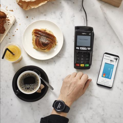 Samsung Pay_Galaxy S8_Gear S3_Handelsbanken