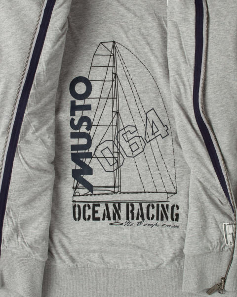 Musto Graphic Jkt detail