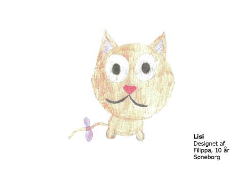 Filippa 10 år Lisi