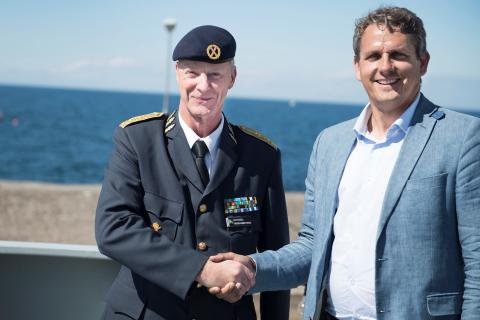4C Strategies and the Swedish Armed Forces Signs Strategic Partnership