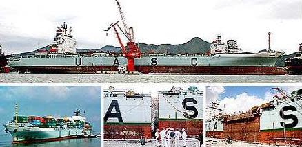 Ship Conversion: FOWAIRET (Lengthening the Container Vessel)
