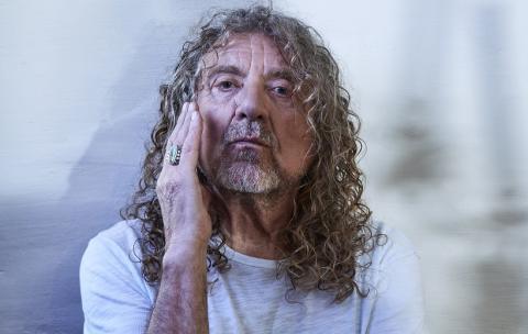 Robert Plant returnerer med nytt album