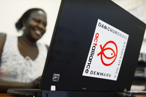 Digital læring styrker Folkekirkens Nødhjælp