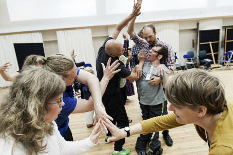 GöteborgsOperan och Share Music Sweden skapar nytt musikteaterverk tillsammans
