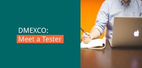 Meet a Tester @DMEXCO
