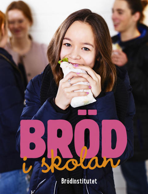 Bröd ger ökad möjlighet till inlärning och eleverna bättre ork att klara hela skoldagen