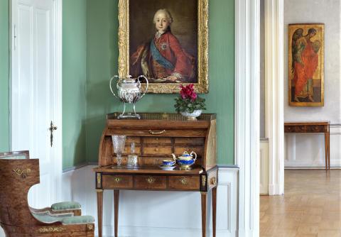 Udsøgt russisk kunstsamling på auktion