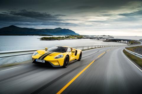 Ford GT: Steigerung der Produktion wegen großer Nachfrage