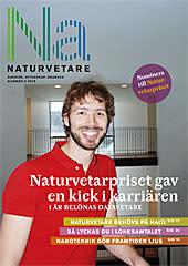 Naturvetare nr 2- 2010 : Naturvetarpriset gav en kick i karriären