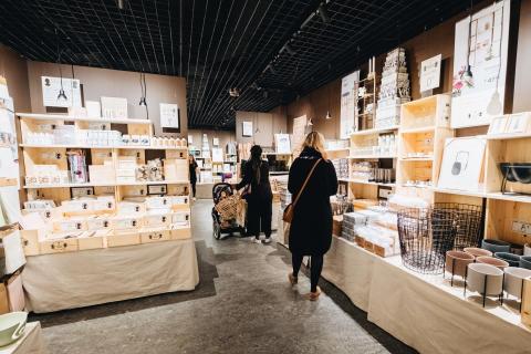 Inside Søstrene Grene store_01