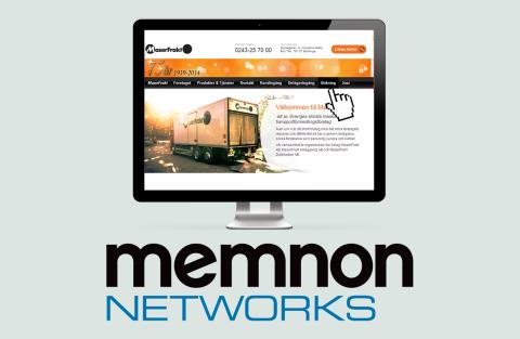 MaserFrakt bygger egen bokningsportal med Memnon Networks