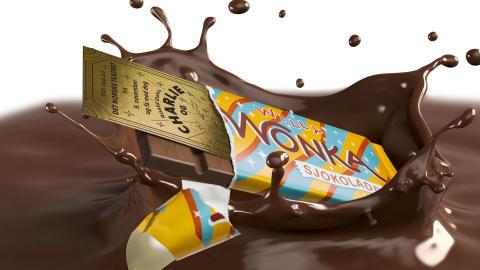 Roald Dahls Charlie og sjokoladefabrikken