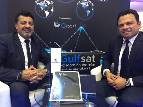Gulfsat and Eutelsat welcome Kuwait TV's Al-Qurain TV in HD to EUTELSAT 8 West B satellite