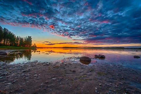 Inbjudan till samrådsmöte om vattenskyddsområde för Svensbyfjärden