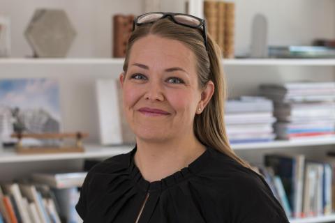 Anna Rex blir affärsområdeschef på Arkitema Architects