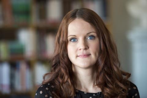 Therese Pettersson, projektledare vid Uppsala Conflict Data Program, UCDP, Uppsala universitet.