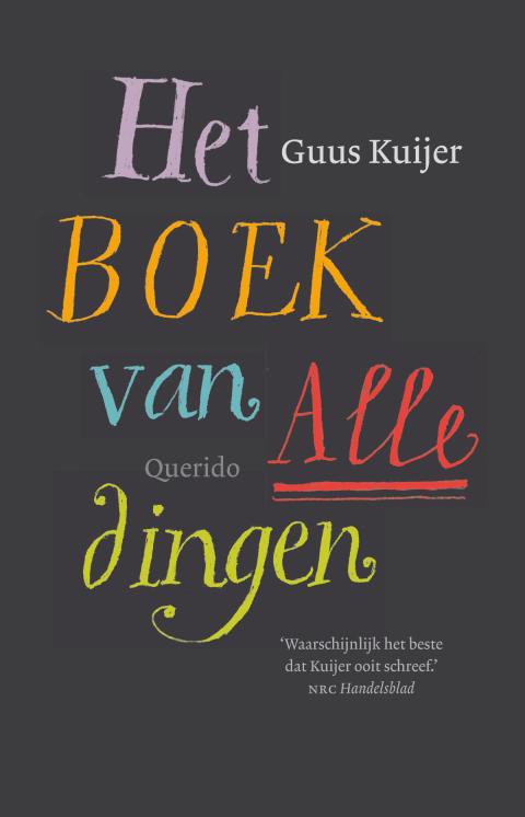 Guus Kuijer - Het Boek van Alle dingen