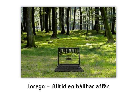 Inrego - presentation hållbar IT i Almedalen