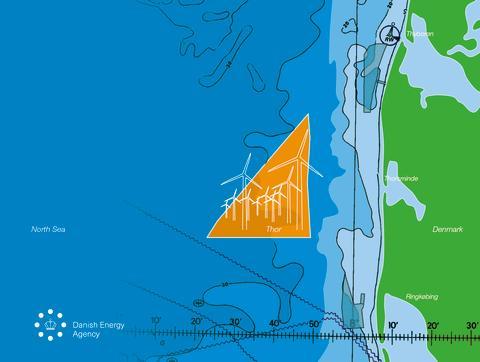 Ny tilgang til miljøvurderinger tages i brug til Thor havmølleprojekt