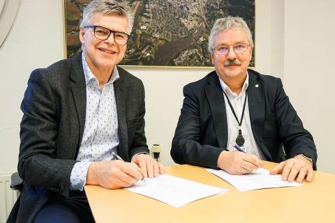 Avtale Skedsmo kommune