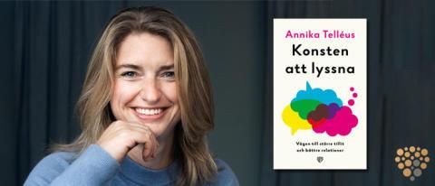En av Sveriges mest populära föreläsare lär ut Konsten att lyssna i ny bok