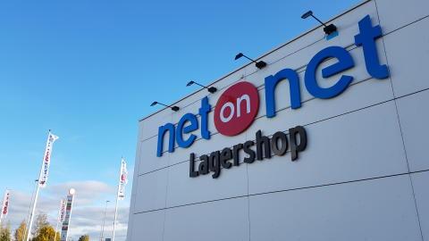 NetOnNet slår upp portarna för två helt nya Lagershopar