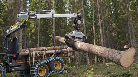 Inlandsinnovation investerar i skogsteknikgruppen Cranab