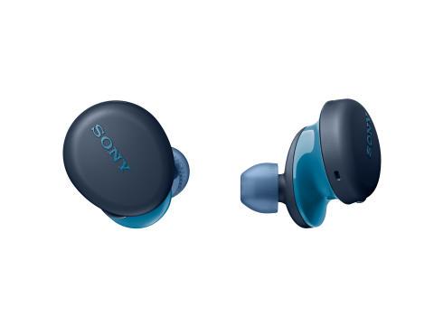 Sony annonserer nye trådløse hodetelefoner - WF-XB700