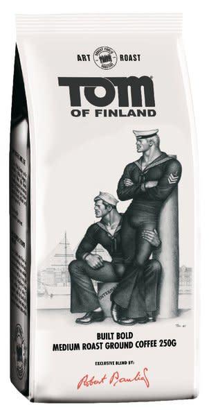 Tom of Finland malet kaffe 250g