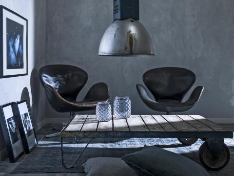 Trend 14 Färgkarta för väggfärg (Grey Groove)
