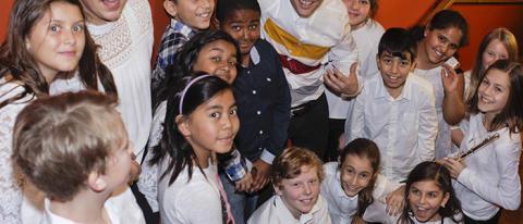 Nytt El Sistema med unik profil till Kirsebergsskolan