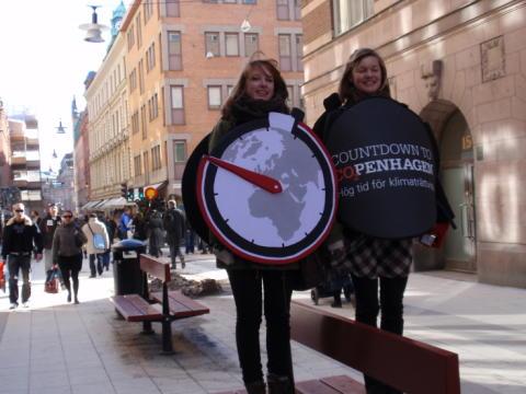 Hyllningssång till tågresenärer på Stockholms Central