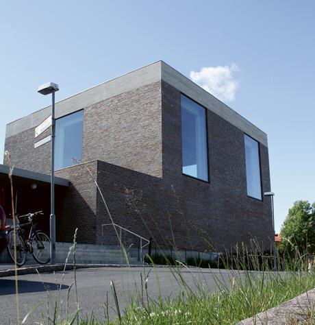 Årsta kyrka nominerad till Kasper Salin-priset 2012