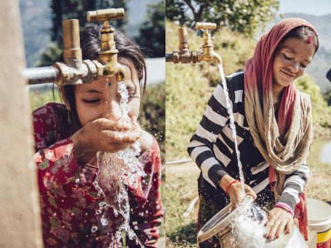 Der ECHO für soziales Engagement – 25.000 Euro für sauberes Trinkwasser