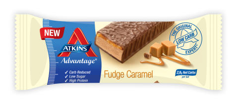 Atkins Advantage Fudge Caramel