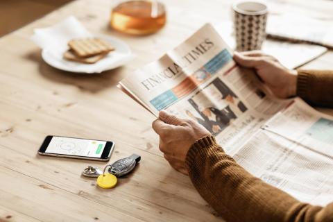 RLVNT expanderar med dotterbolag i Benelux