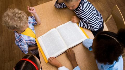 Malmös skolbibliotek håller världsklass