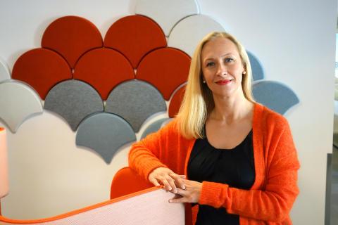 Renate Larsen Sjømatrådet