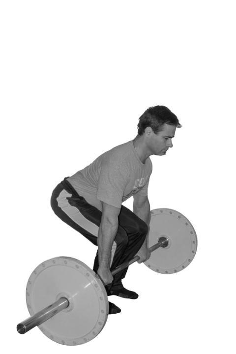 Marklyftsträning bra mot långvarig ländryggssmärta